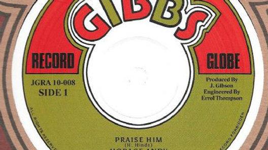 Horace Andy/Jah Mike–Praise Him / Babylon Happening