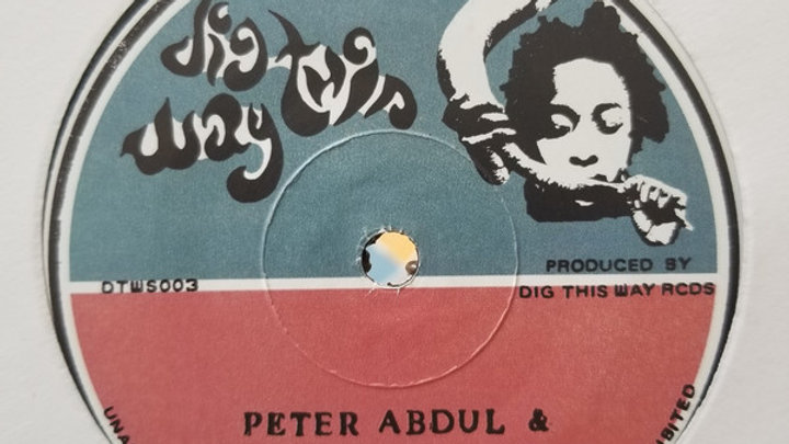 Peter Abdul & The Abeng Musical Box ‎– Inflation