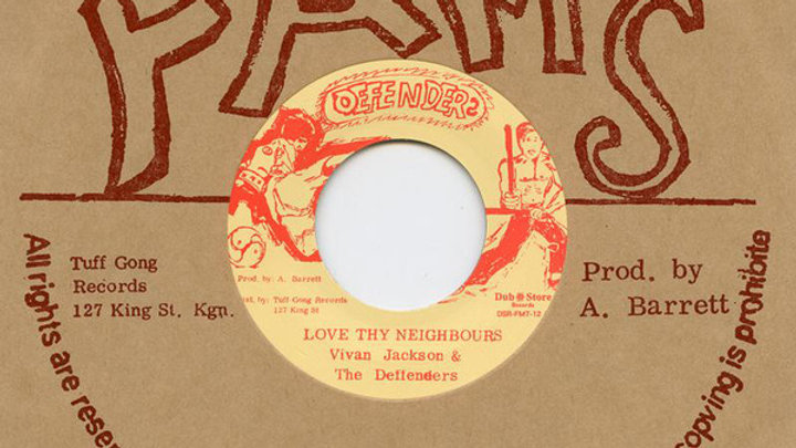 Vivian Jackson&The Defenders–Love Thy Neighbours