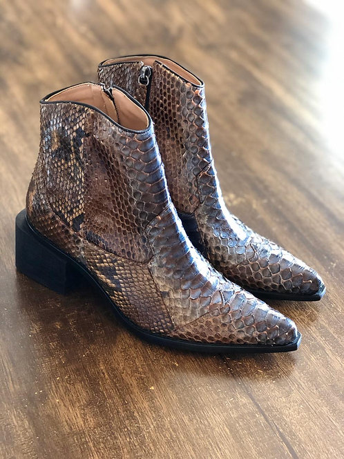 Bota Cowboy Python