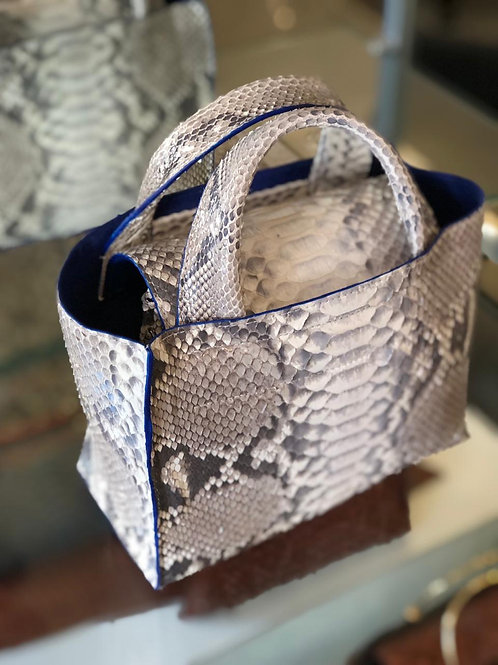 Minibag Python Creme