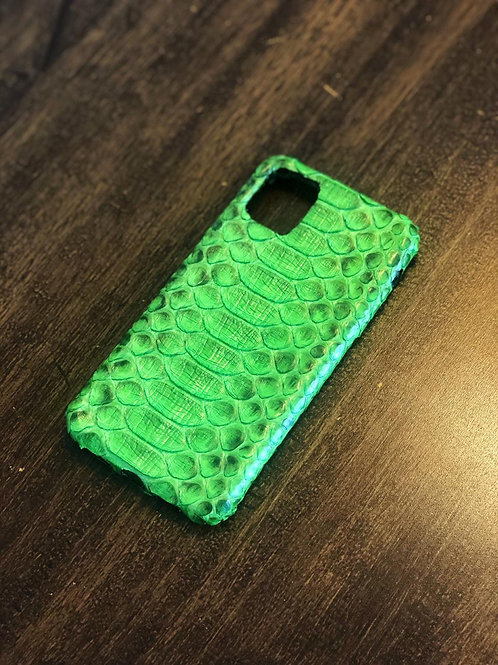 Capa Iphone Pró Python Greenflash