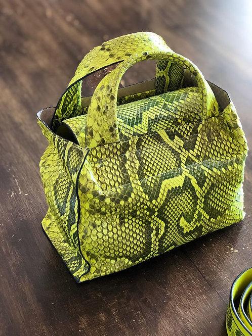 Minibag Python Greenflash Desestruturada