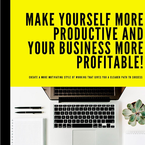 The Helpful Hustle Productivity Pack!