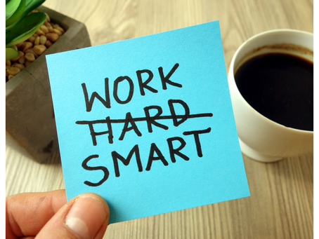 How to work smarter, not harder - Top 5 productivity hacks for small business owners