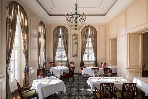 Restaurant Villers Hotel Fürstenhof Leipzig