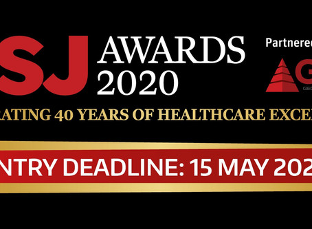The 40th HSJ Awards are now open for entries
