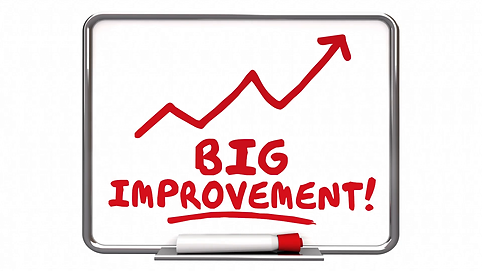 big-improvement-arrow-increase-rise-word