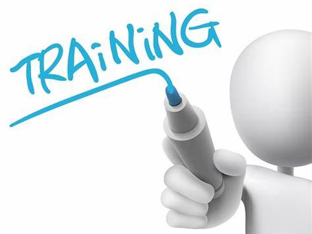Improvements in practice training- new dates 2021 and 2022 available to book!!