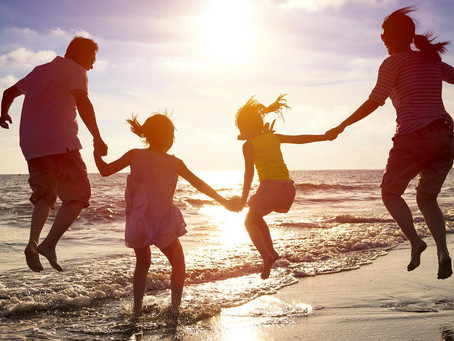 5 ways to make family time matter in a busy, busy world