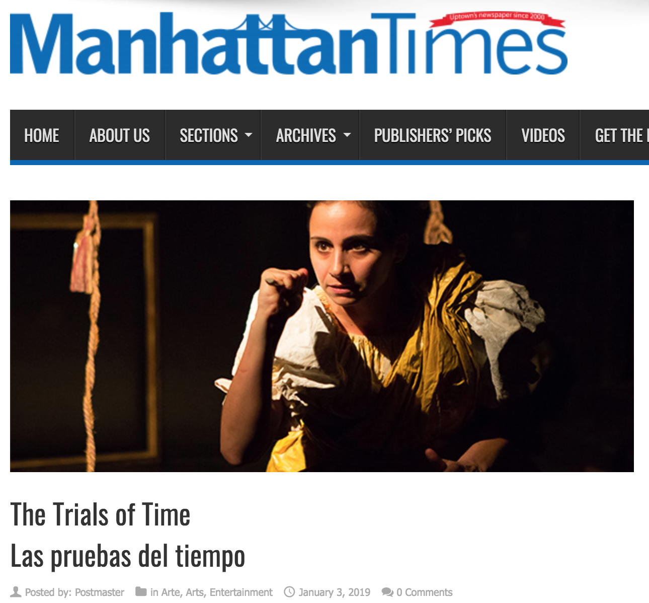 Manhattan Times AI