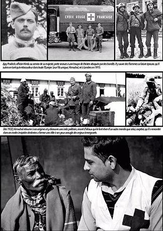 Ajay Pradesh, officier au service de sa Majesté, porte secours à une troupe de théâtreattaquée par des band.. HMX VENTURE BANDE DESINEE MAINTENANT EN LIGNE GRATUITEMENT