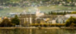 Photographie, vevey, durraive, dent de jaman, nestlé, suisse, paysage, sépia