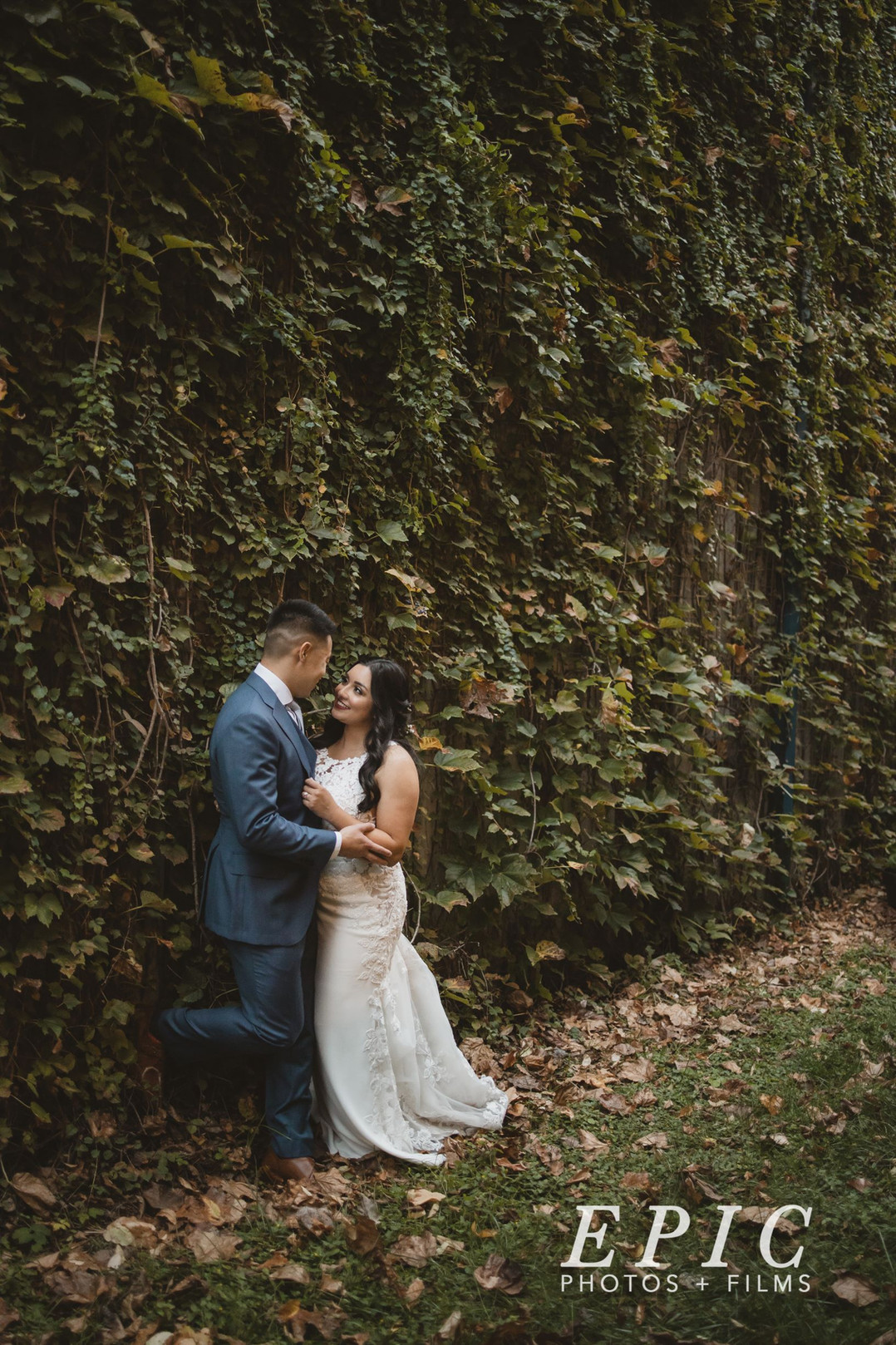 Marissa & Kevin | Hickory Street Annex | Dramatic Industrial Wedding