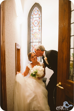 St. Patricks Cathedral Fort Worth Weddings Fort Worth Club Wedding Photographs Aves Photography 4909