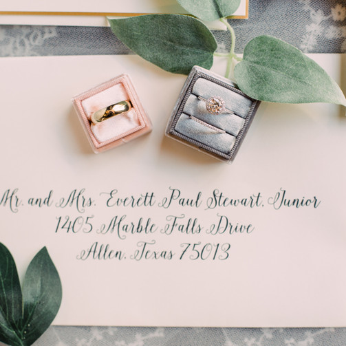 Sara & Cullum | Park Cities Club |                             Polished + Pink Wedding