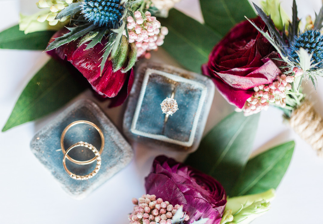 Lindsey & Andrew   Venue at Waterstone                  Moody Spring Wedding