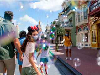 Walt Disney World COVID-19 Safety Precautions