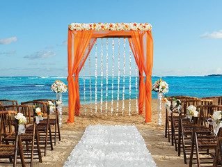 Destination Weddings Are In