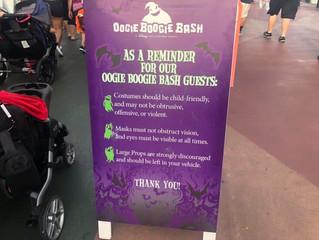 2019 Oogie Boogie Bash