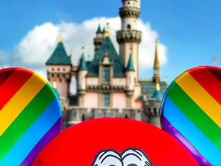 How The Walt Disney Company Supports the LGBTQ+ Community