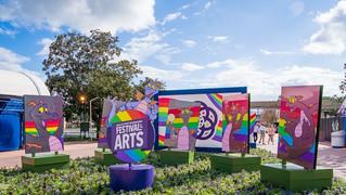 2021 EPCOT Festival of the Arts Guide