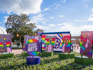 2021 EPCOT Festival of the Arts Guide