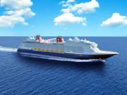 New Disney Cruise Line Ship - Disney Wish
