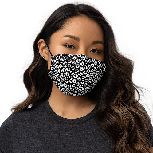 Maniffest All Over Logo Face Mask