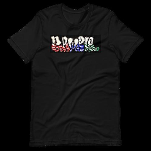 GAMBIA Graffiti Tshirt