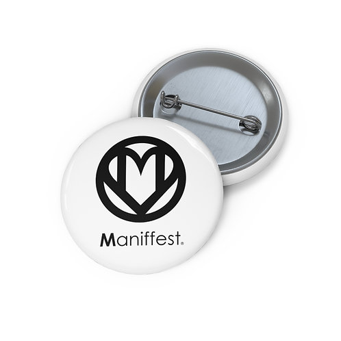 Maniffest Pin Buttons