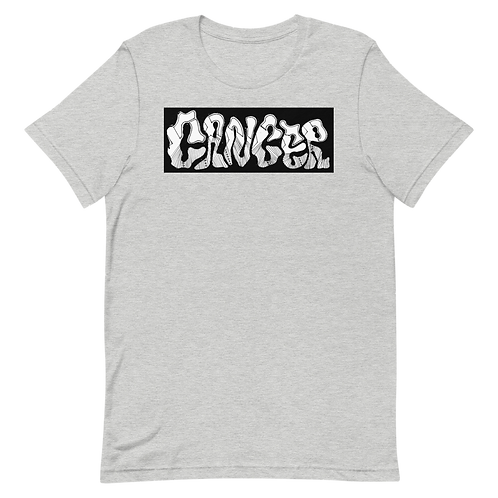 CANCER Graffiti Tshirt