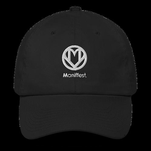 Maniffest Logo Dad Cap