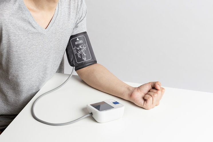 alcedo blood pressure monitor using phot
