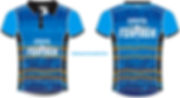 CHERBOURG FUN RUN_VOLUNTEERS POLO SHIRT_
