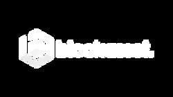 Blockasset Logo - White Text