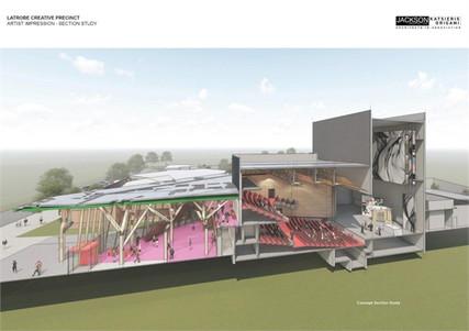 Latrobe Creative Arts Precinct