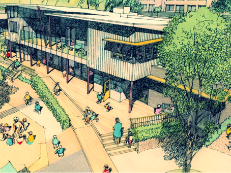 Redeveloping a community at the heart of Melbourne