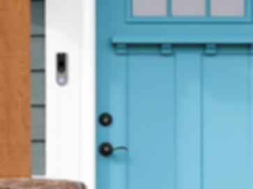 Smart Home Security-hires-video-doorbell-house-exteri