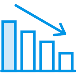 Downward graph.png