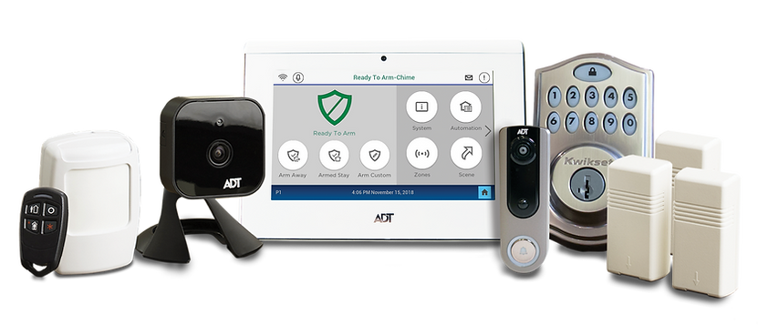 ADT Home Security Smart Home package