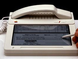 Apple's First iPhone Was Made in 1983