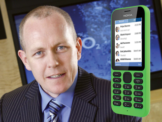 O2 calls time on feature phones
