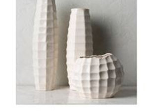 Cirio Decorative Ceramic Vase- Large