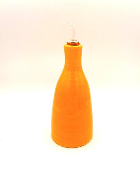 Keramik aus Mallorca, typischer Öl- Essigausgießer, volllasiert