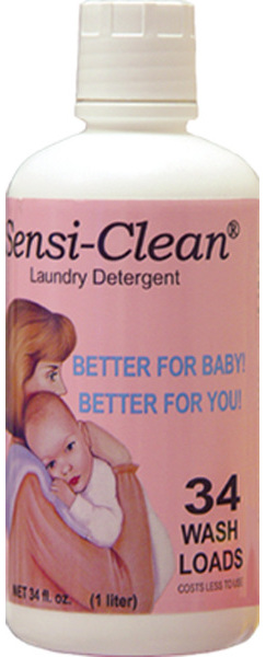 For Sensitive Skin and Babies