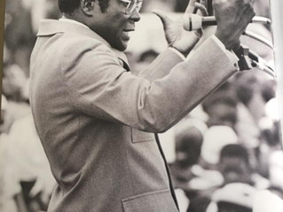 Big Saturday Read: The death of Robert Mugabe