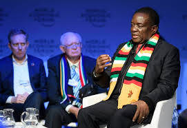 Big Saturday Read: Davos' shame as Zimbabwe burns