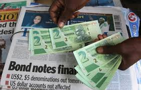 Bond notes: a question of trust