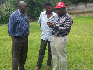 Remembering Morgan Tsvangirai: Exclusive Pictures